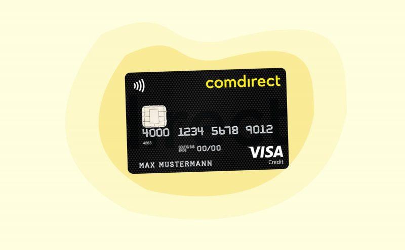comdirect Kreditkarte für Reisen