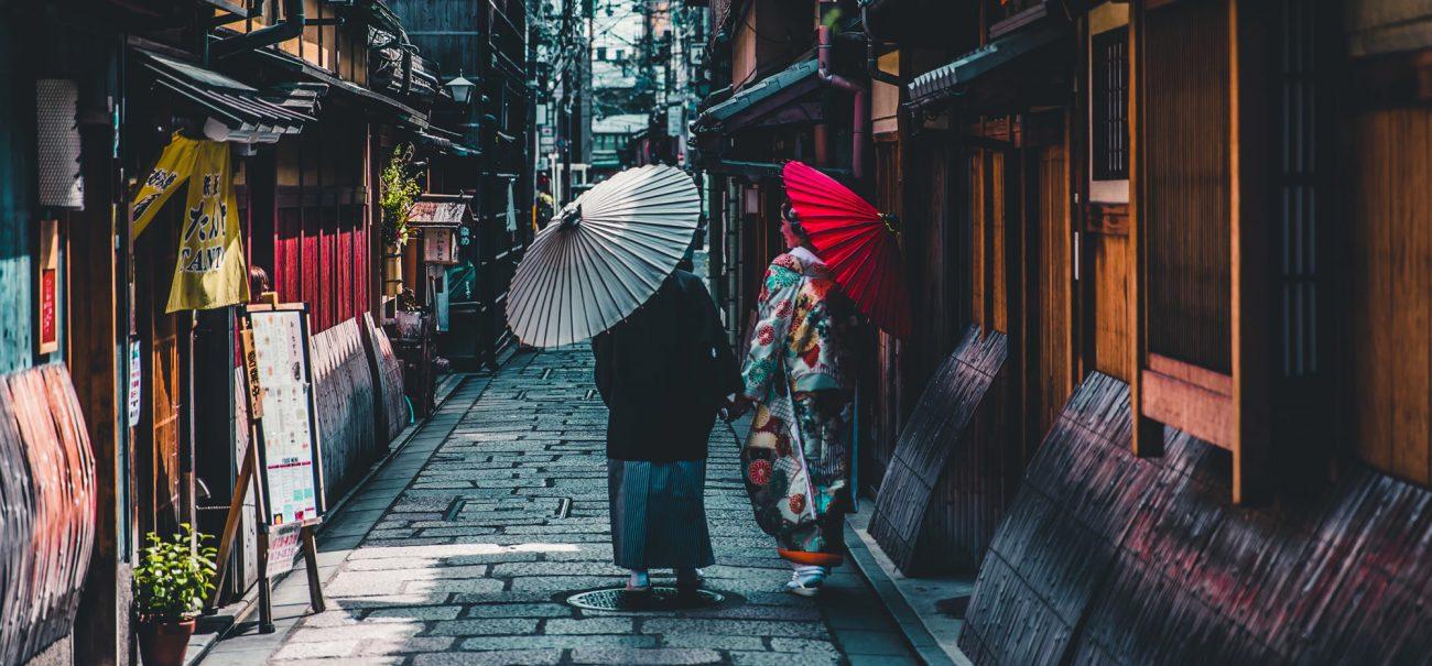 Kreditkarte für Japan