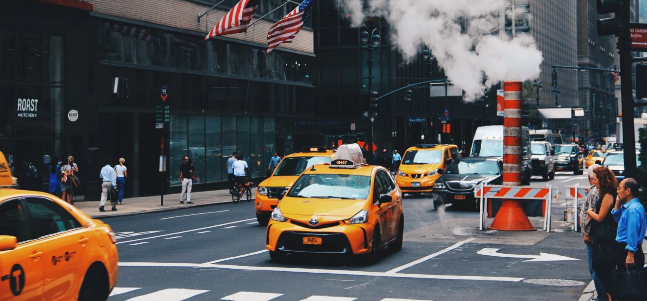 New York Verkehr