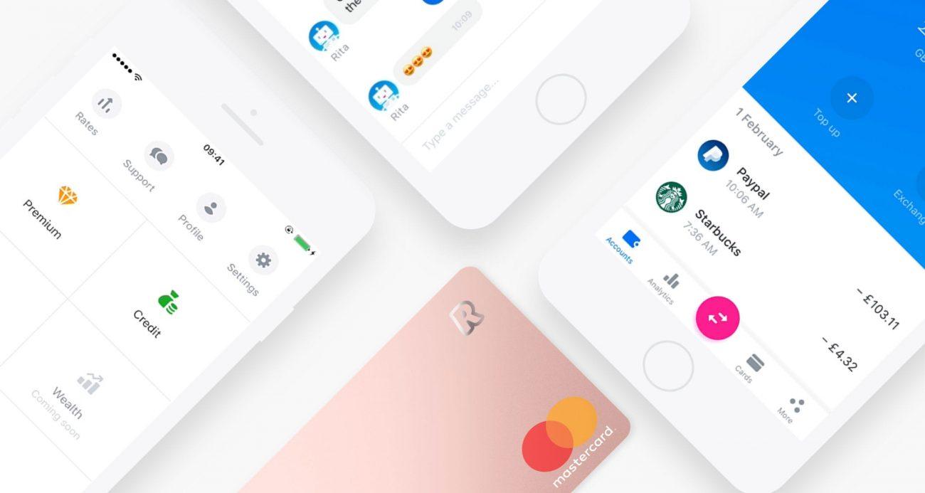 Revolut Premium Prepaid Kreditkarte
