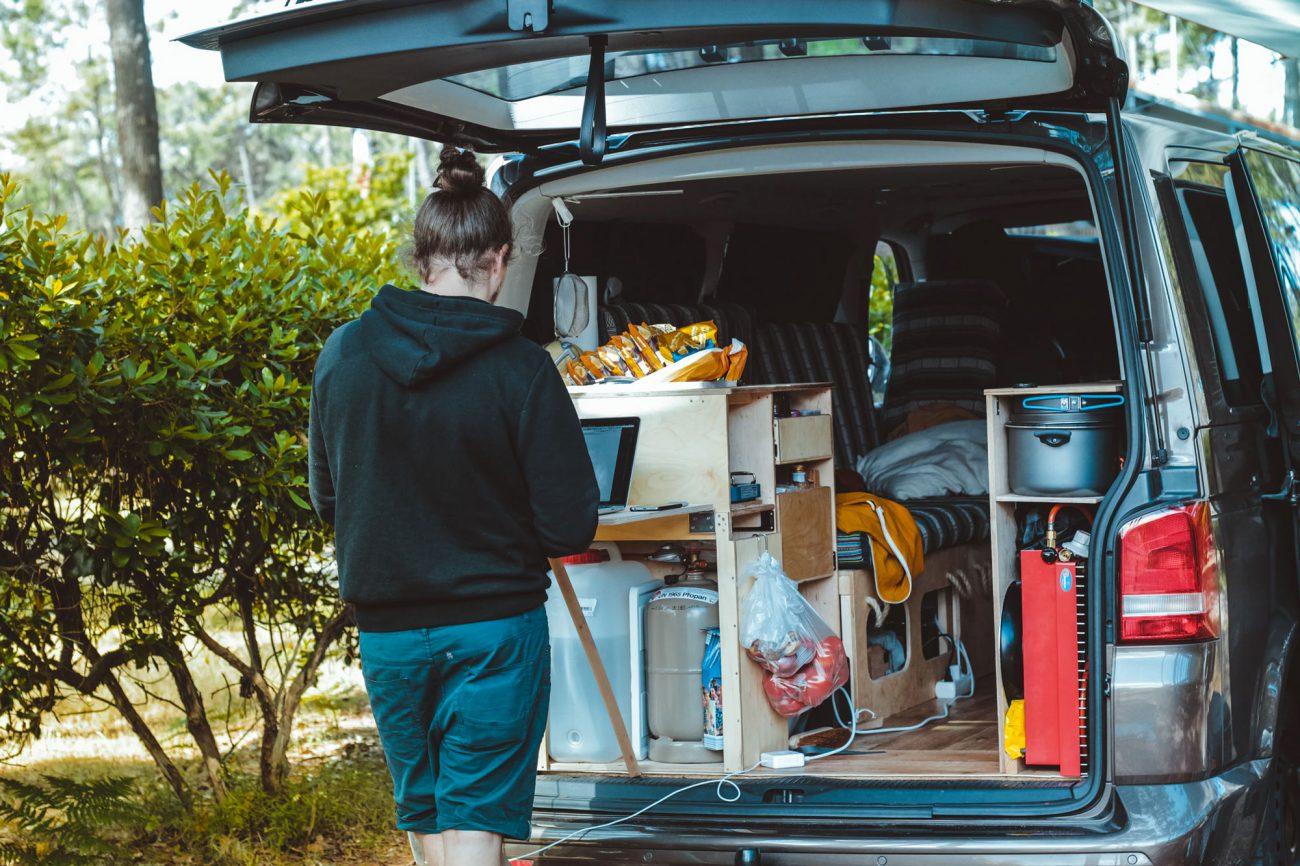 Mietwagen oder Campervan für Neuseeland