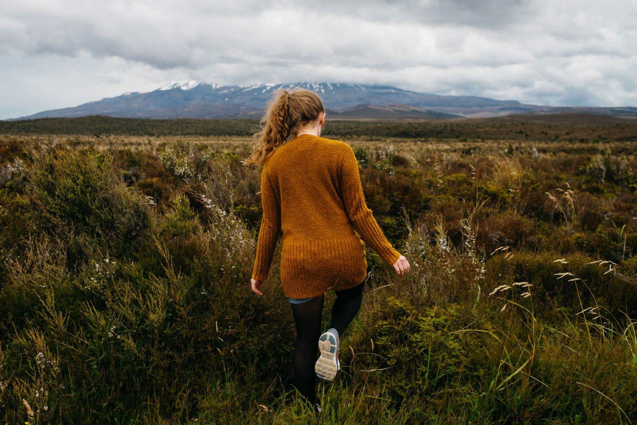 Wandern im Tongariro Nationalprk
