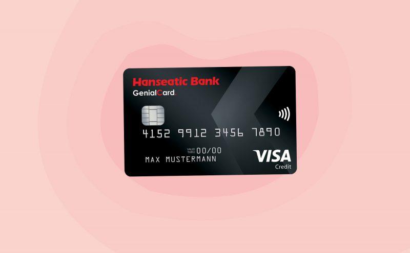Hanseatic Genialcard Reisekreditkarte Test Vergleich 2020